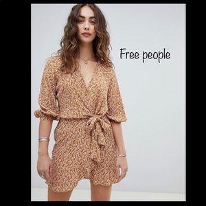 NWT Free People Clara Tunic size XL!!!